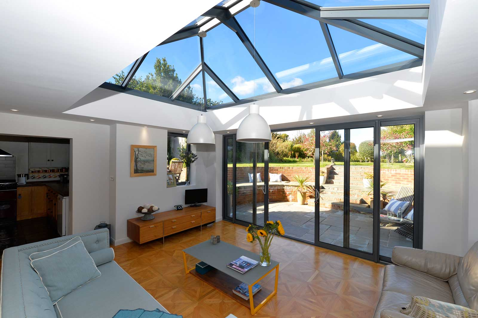 worcester garden room costs