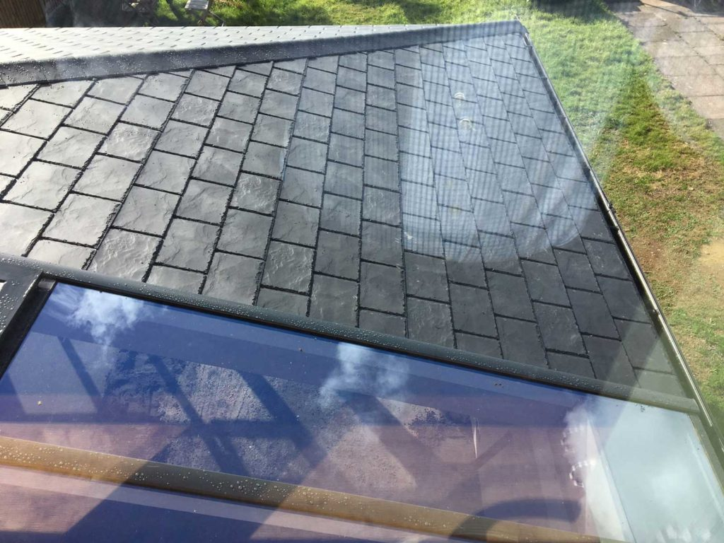 worcester conservatory roofs
