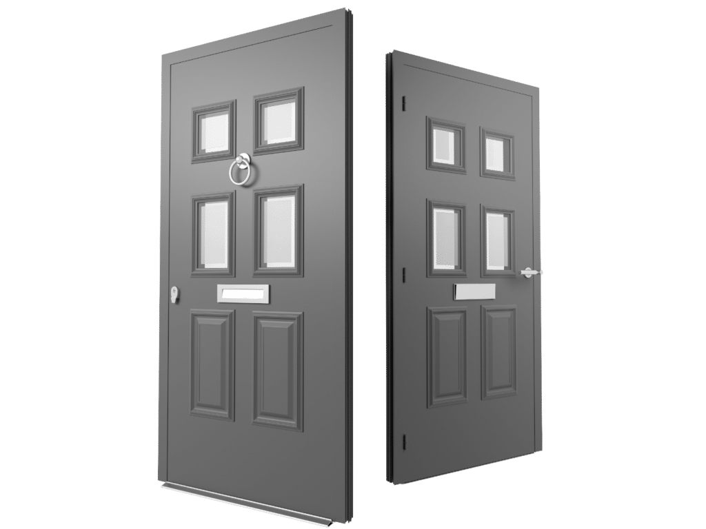 composite door benefits Worcester