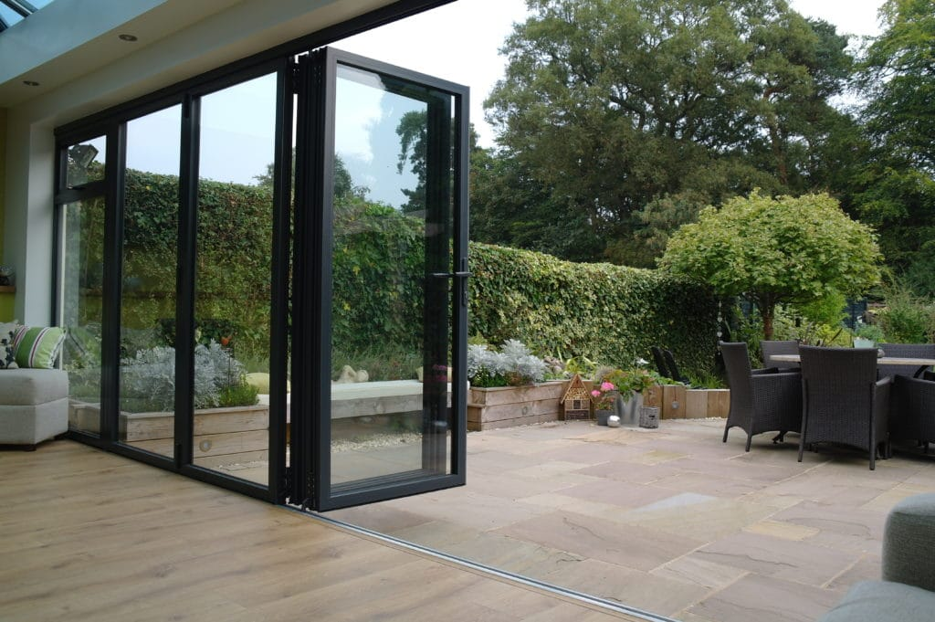 bi-fold doors benefits Worcester